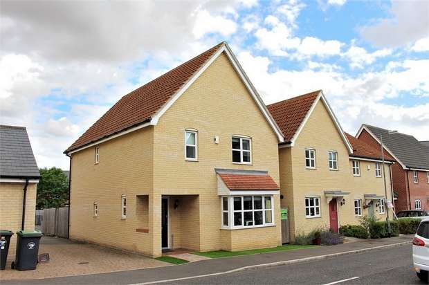 4 Bedrooms Detached House for sale in Flitch Green, Little Dunmow, Essex