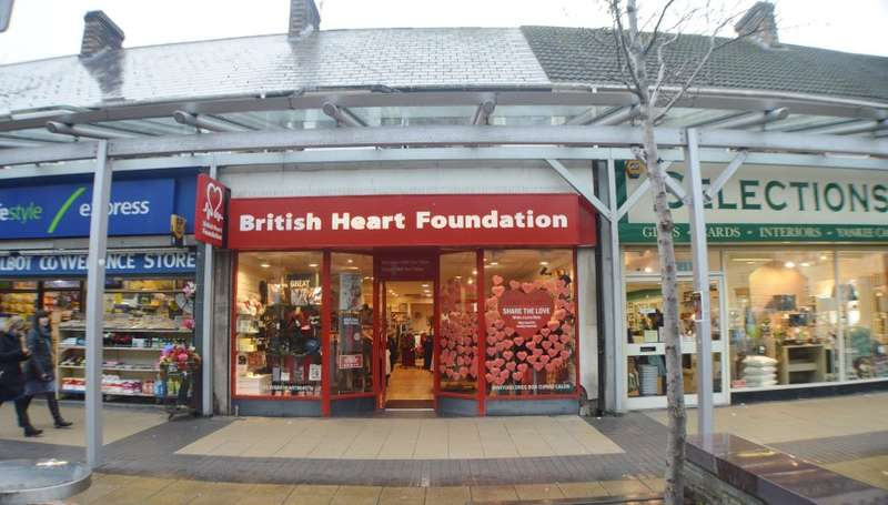 Commercial Development for sale in British Heart Foundation, Station Road, Port Talbot, West Glamorgan, SA13 1NR