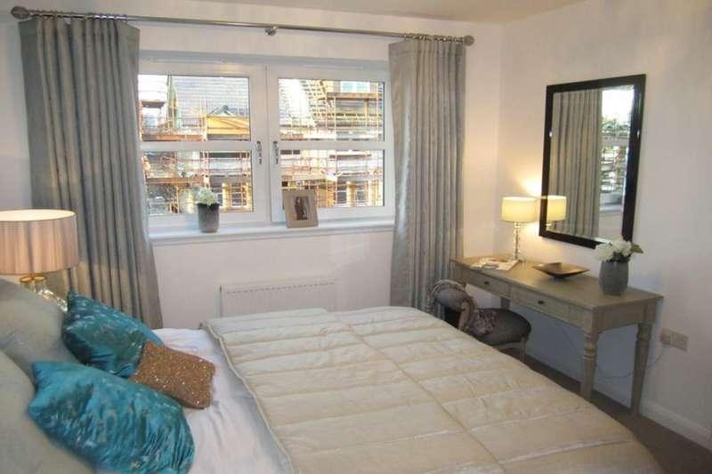 2 Bedrooms Flat for sale in Coatbridge, ML5