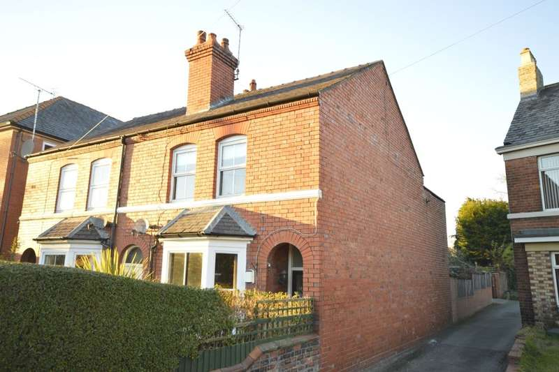 3 Bedrooms Semi Detached House for sale in Beatrice Street, Oswestry, SY11