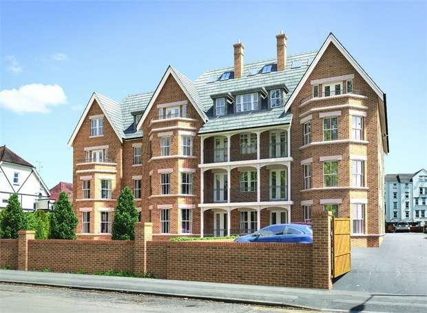 2 Bedrooms Flat for sale in Knyveton Road, Bournemouth, Dorset