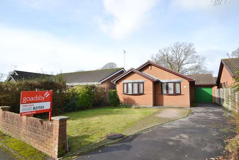 3 Bedrooms Detached Bungalow for sale in Verwood