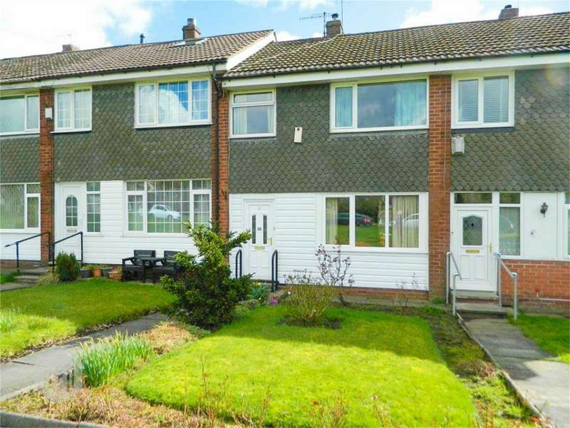 3 Bedrooms Terraced House for sale in Sycamore Road, Tottington, Bury, Lancashire