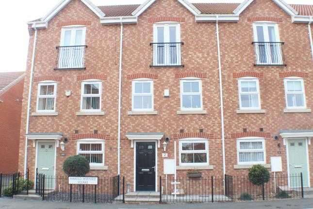 4 Bedrooms Terraced House for sale in Harold Hornsey Square, Hartlepool