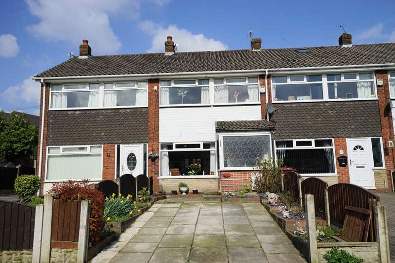 3 Bedrooms Town House for sale in Thirlmere Avenue, Horwich