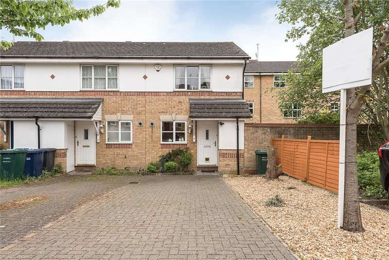 2 Bedrooms End Of Terrace House for sale in Kirkby Close, Friern Barnet, N11