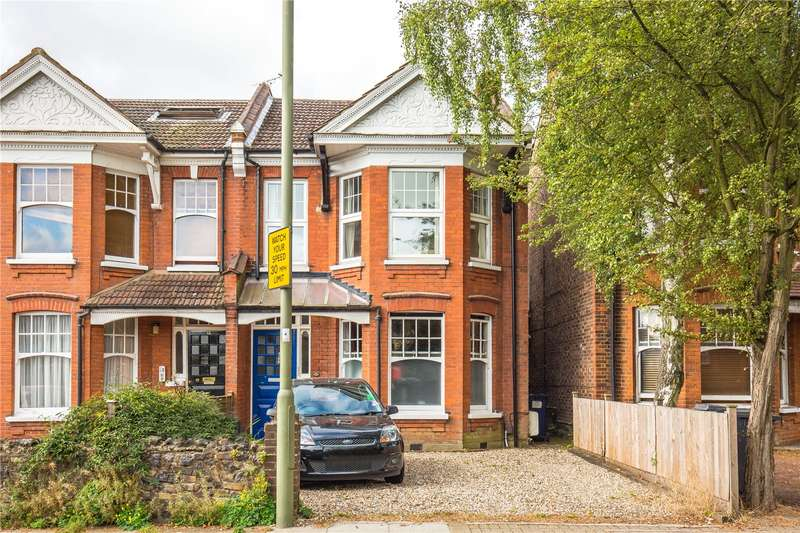 2 Bedrooms Apartment Flat for sale in Granville Road, North Finchley, N12