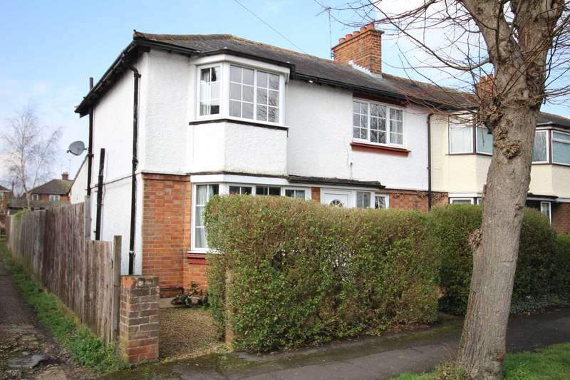 3 Bedrooms Semi Detached House for sale in Walton Way, Aylesbury
