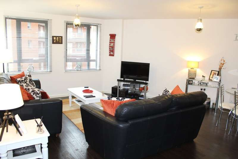 2 Bedrooms Flat for sale in City Gate 3, 5 Blantyre Street, Castlefield