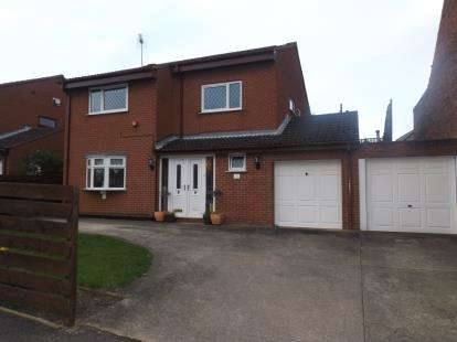 4 Bedrooms Detached House for sale in Palmerston Street, Westwood, Nottingham