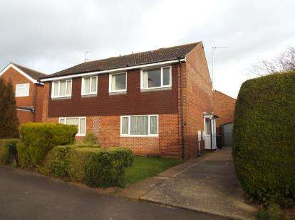 3 Bedrooms Semi Detached House for sale in Sussex Drive, Banbury, Oxfordshire, Oxon