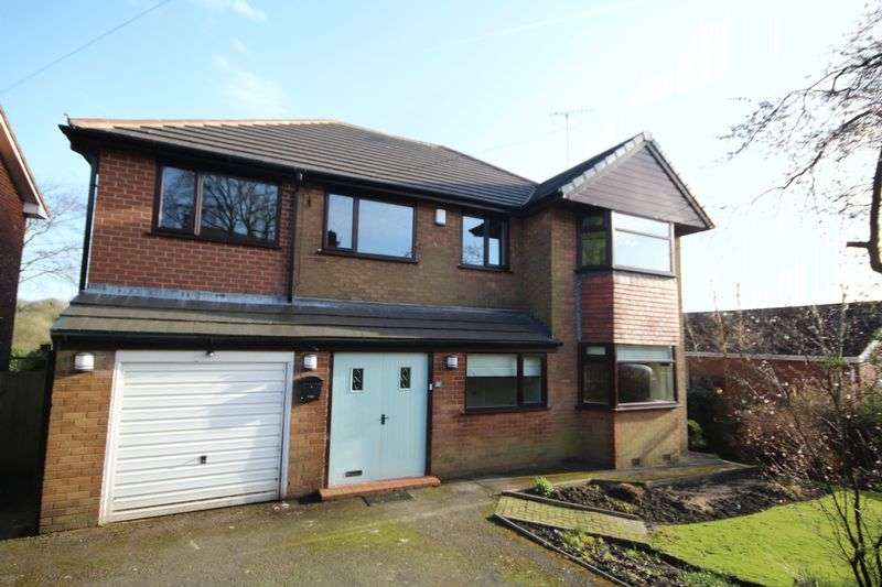 4 Bedrooms Detached House for sale in HUTCHINSON ROAD, Norden, Rochdale OL11 5TX