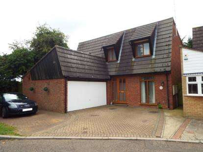 4 Bedrooms Detached House for sale in Pitsea, Basildon, Essex