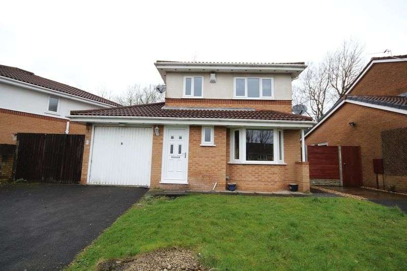 3 Bedrooms Detached House for sale in WILLOWMEAD WAY, Norden, Rochdale OL12 7PX