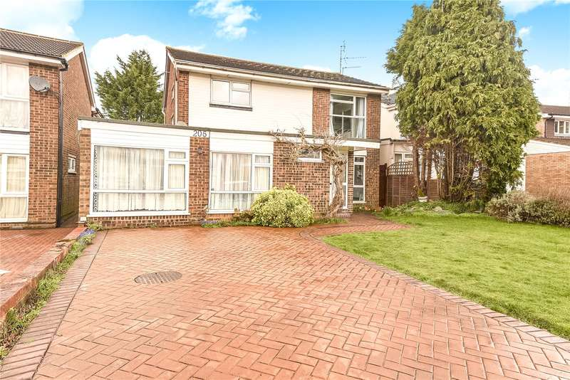 4 Bedrooms House for sale in Albury Drive, Pinner, Middlesex, HA5