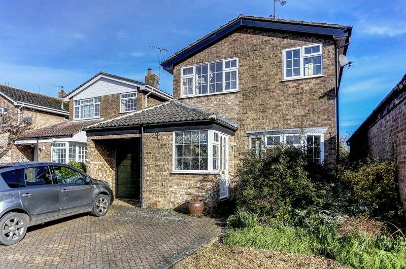 3 Bedrooms Detached House for sale in Church View, Witchford