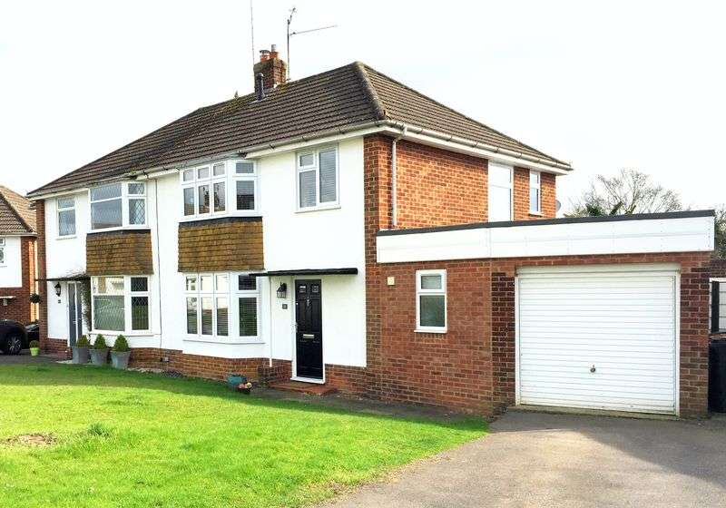 3 Bedrooms Property for sale in Uffington Close, Reading