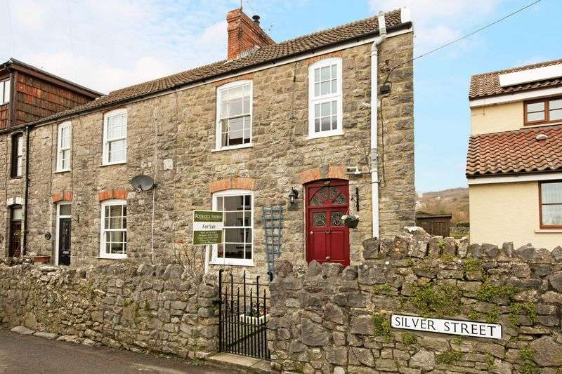 3 Bedrooms Terraced House for sale in Silver Street, Cheddar. OPEN DAY SATURDAY 22ND APRIL 11am-1pm ALL WELCOME