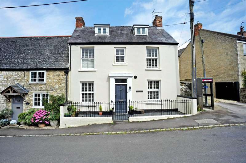 3 Bedrooms Semi Detached House for sale in Main Street, Hethe, Oxfordshire, OX27