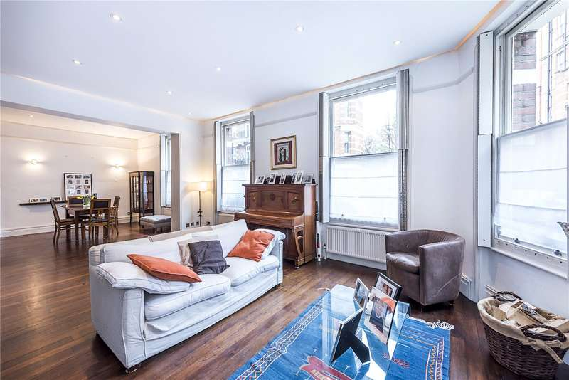 4 Bedrooms Flat for sale in Ashley Gardens, Thirleby Road, London, SW1P