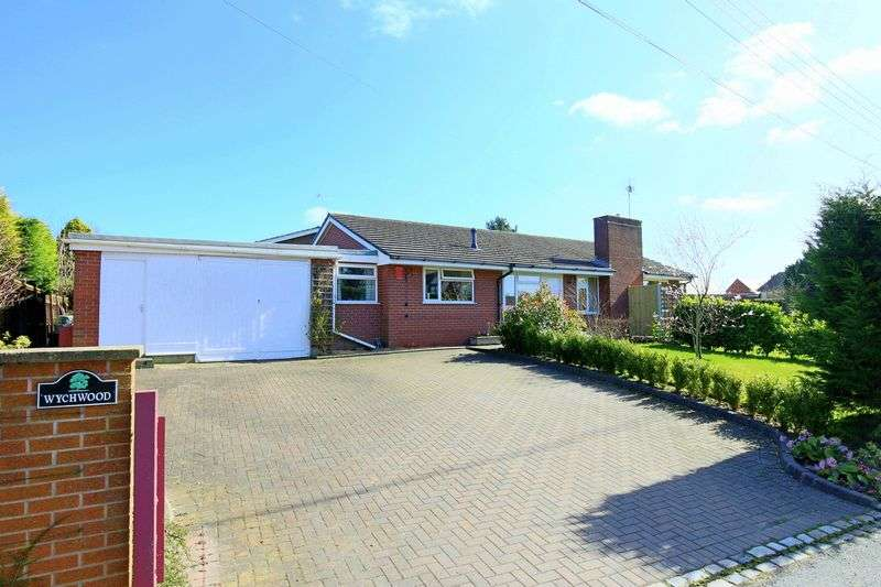 3 Bedrooms Detached Bungalow for sale in Ash Lane, Yarnfield, Stone