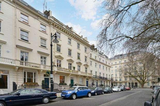 1 Bedroom Flat for sale in Eccleston Square, London, SW1V