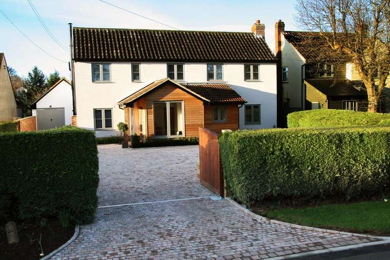 4 Bedrooms Detached House for sale in Sharps Lane, Horringer, Bury St Edmunds IP29