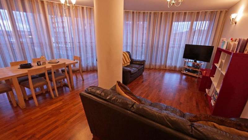 2 Bedrooms Apartment Flat for rent in Leftbank Apartments, Spinningfields M3