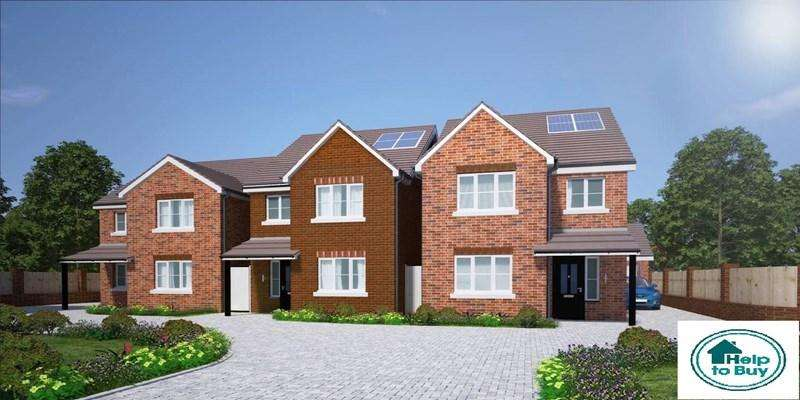 4 Bedrooms Detached House for sale in Kettles Bank Road, Gornal Wood, Dudley