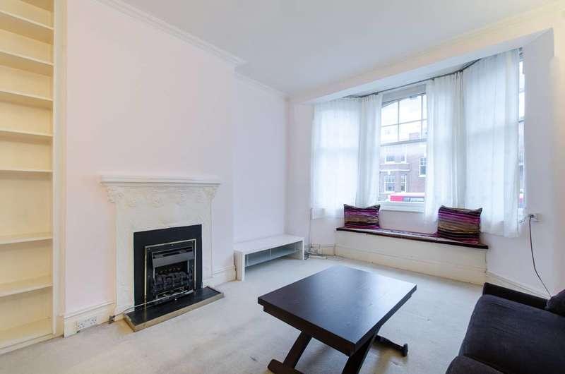 2 Bedrooms Flat for sale in Beaufort Street, Chelsea, SW3