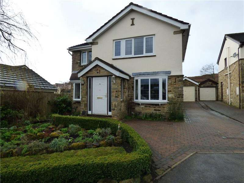 4 Bedrooms Detached House for sale in Heatherside, Baildon, West Yorkshire