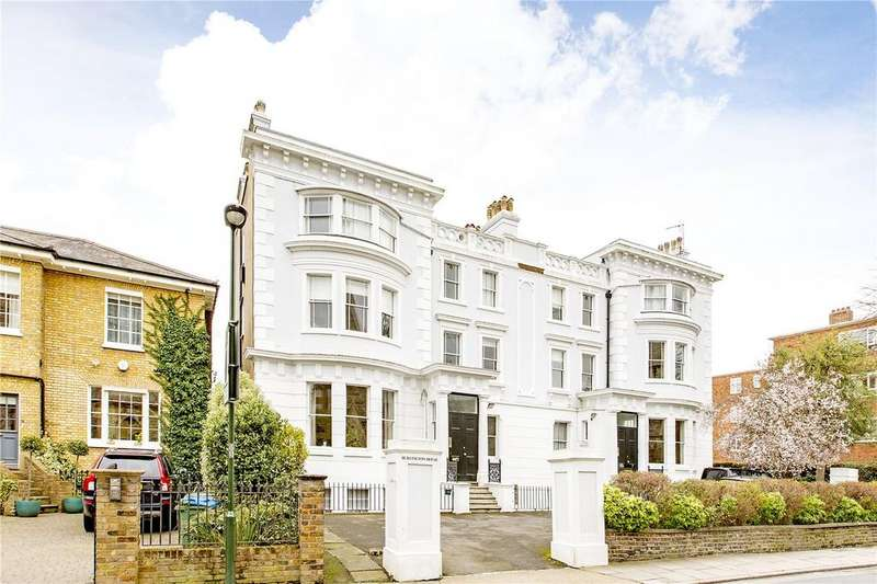 3 Bedrooms Flat for sale in Burlington House, Kings Road, Richmond, Surrey, TW10