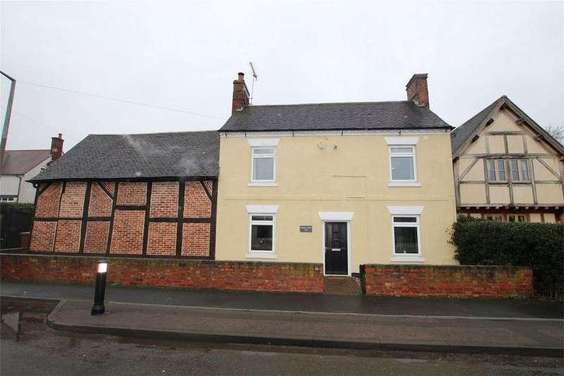 4 Bedrooms Detached House for sale in 174 Main Street, Barton under Needwood, Burton upon Trent, Staffordshire