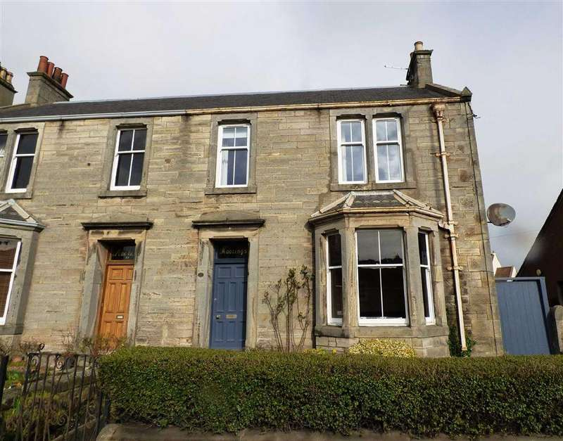3 Bedrooms Terraced House for sale in Milton Place, Pittenweem, Fife