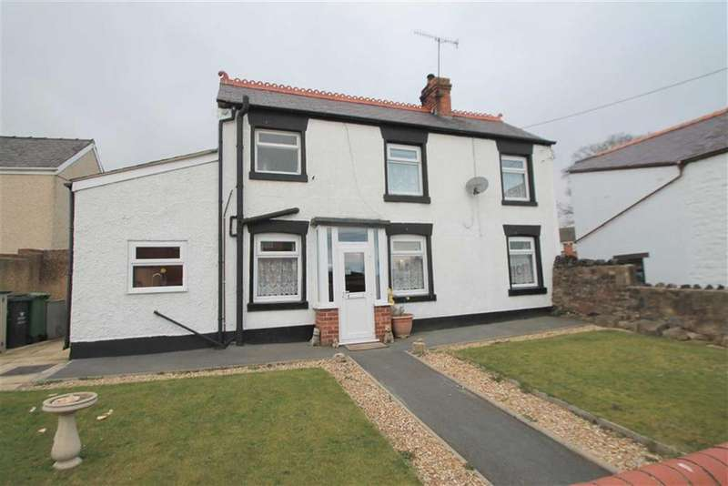 1 Bedroom Cottage House for sale in Hill Street, Penycae, Wrexham