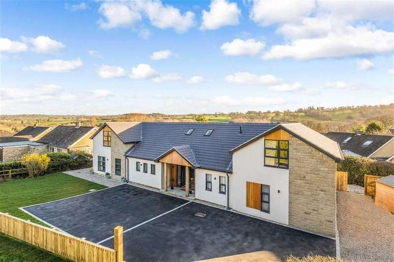 5 Bedrooms Detached House for sale in Nidd Lane, Birstwith, North Yorkshire