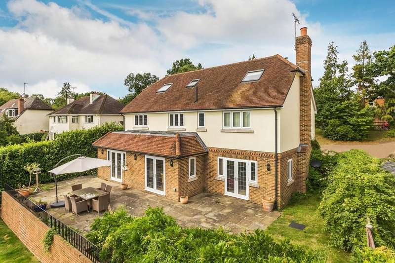 6 Bedrooms Detached House for sale in Echo Barn Lane, Farnham