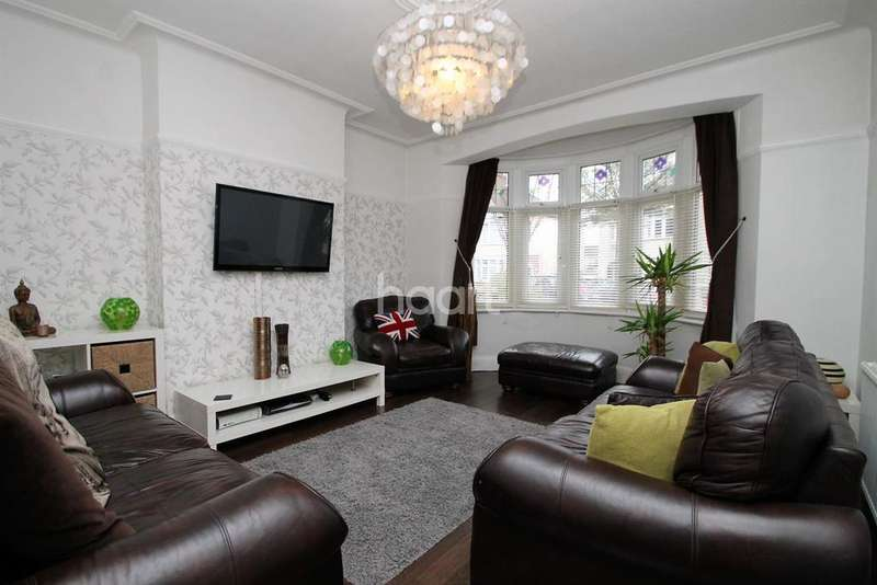 4 Bedrooms Semi Detached House for sale in Brunswick Road, Southchurch