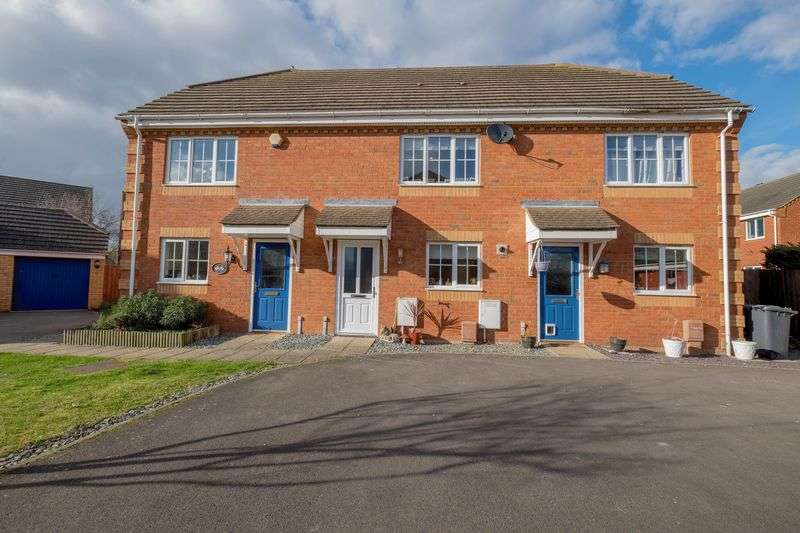 2 Bedrooms Terraced House for sale in Sunderland Place, Sefton Fields, Bedford