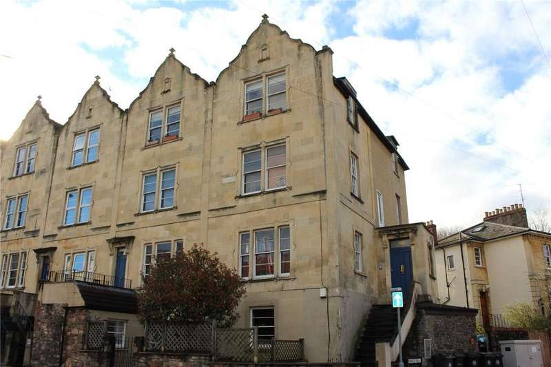 2 Bedrooms Apartment Flat for sale in Kingsley House, Kingsley Road, Cotham, Bristol, BS6