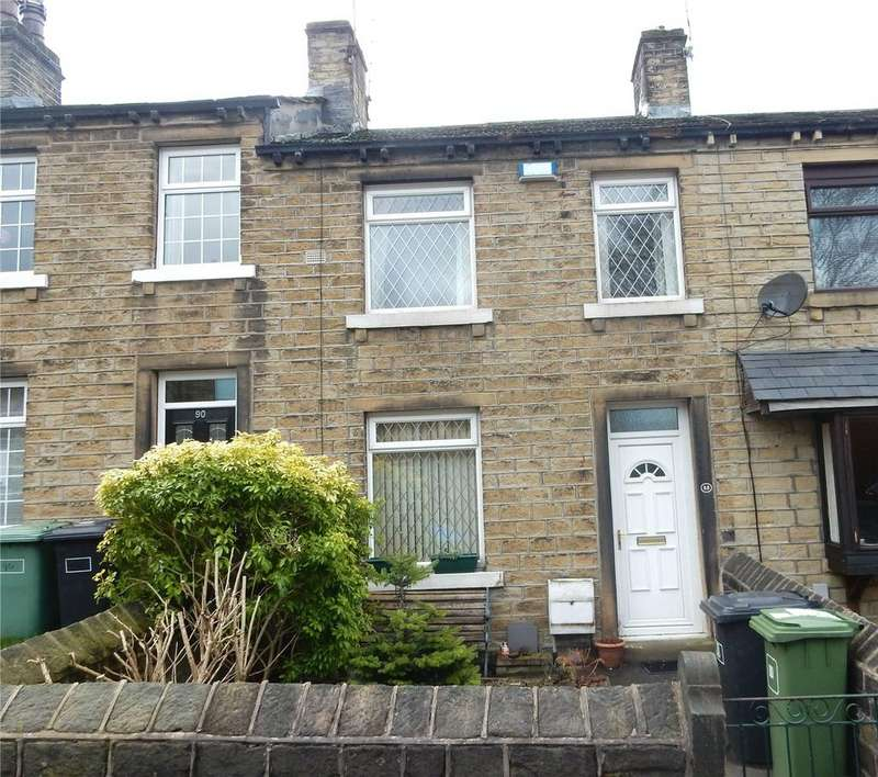 3 Bedrooms Terraced House for sale in Taylor Hill Road, Taylor Hill, Huddersfield, HD4