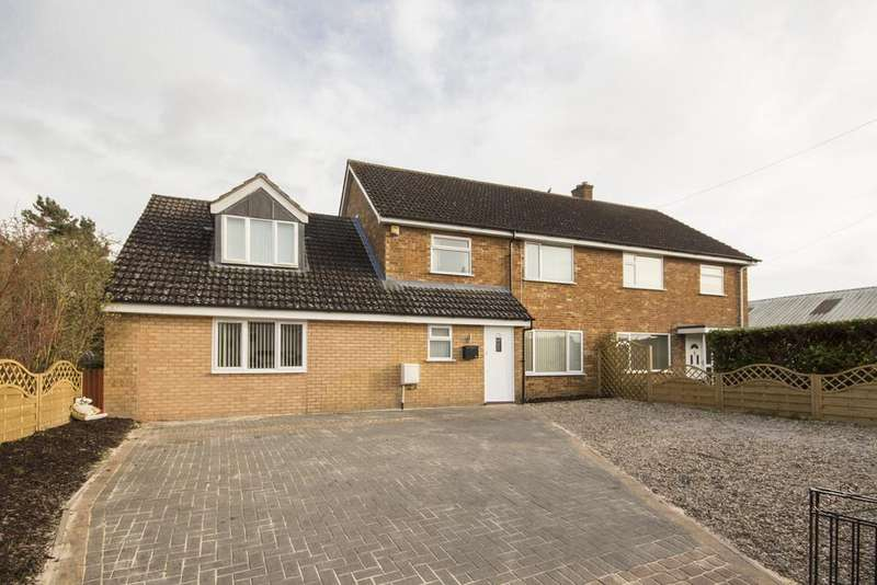 4 Bedrooms Semi Detached House for sale in Tunbridge Lane, Bottisham