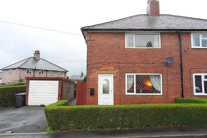 3 Bedrooms Semi Detached House for sale in Wilson Road, Mirfield, West Yorkshire, WF14