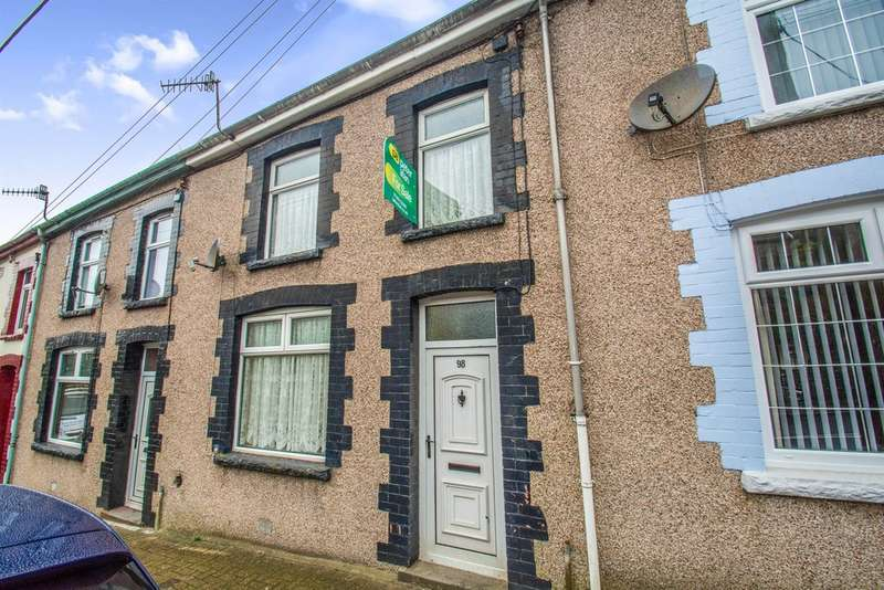 2 Bedrooms Terraced House for sale in High Street, Gilfach Goch, Porth