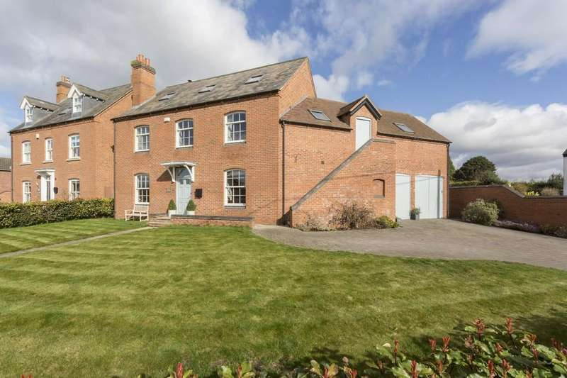 5 Bedrooms Detached House for sale in Burton Road, Rosliston