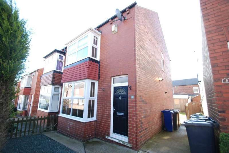 2 Bedrooms Semi Detached House for sale in Winter Terrace, Barnsley S75