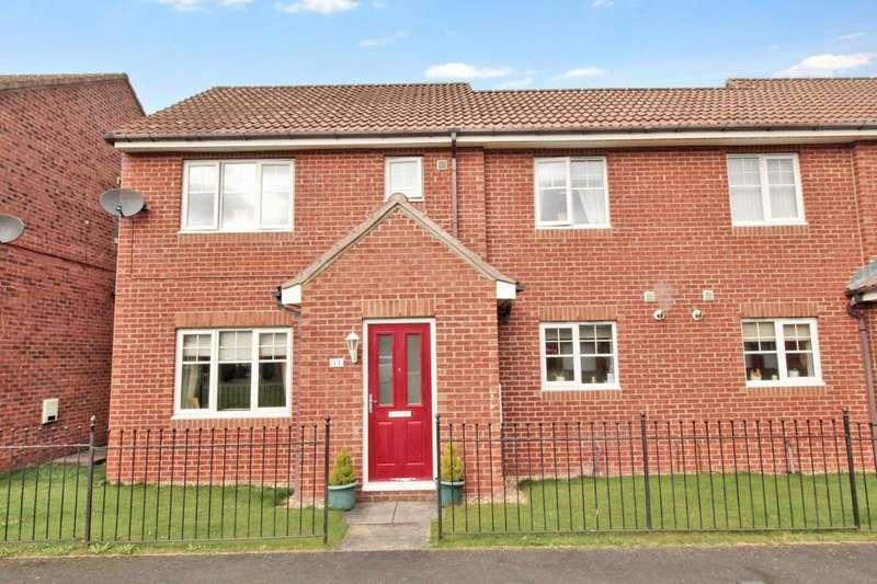 3 Bedrooms End Of Terrace House for sale in Innerhaugh Mews, Haydon Bridge