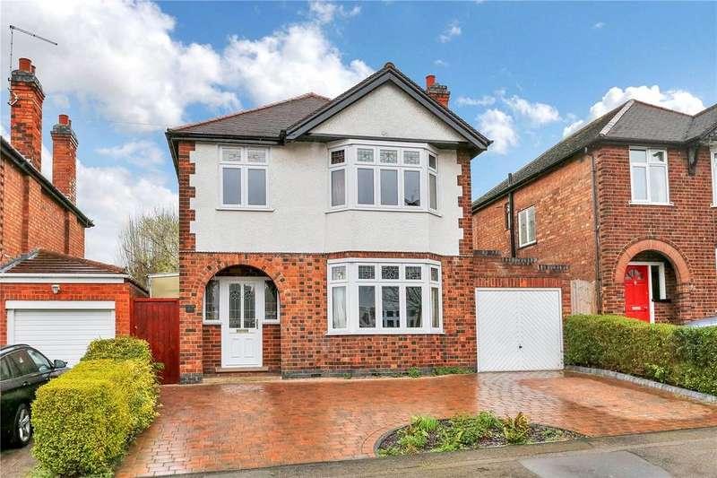 3 Bedrooms Detached House for sale in Cambridge Road, West Bridgford, Nottingham