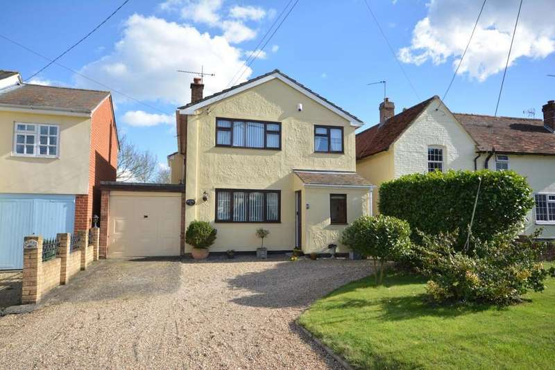 4 Bedrooms Detached House for sale in The Street, Bradwell, Braintree, Essex, CM77