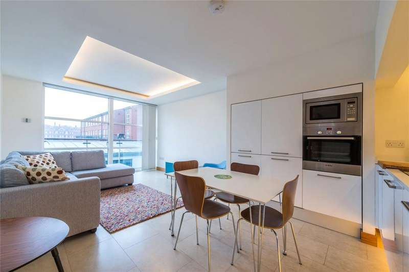 2 Bedrooms Flat for sale in Bell Street, Marylebone